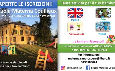 Scuola Materna C.A. Coulliaux